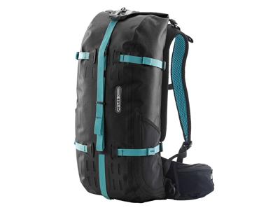 Ortlieb Atrack - Vattentät ryggsäck - Svart - 25 liter