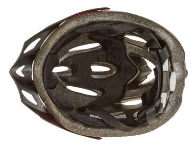 Trespass Crankster - Cykelhjelm - Rød