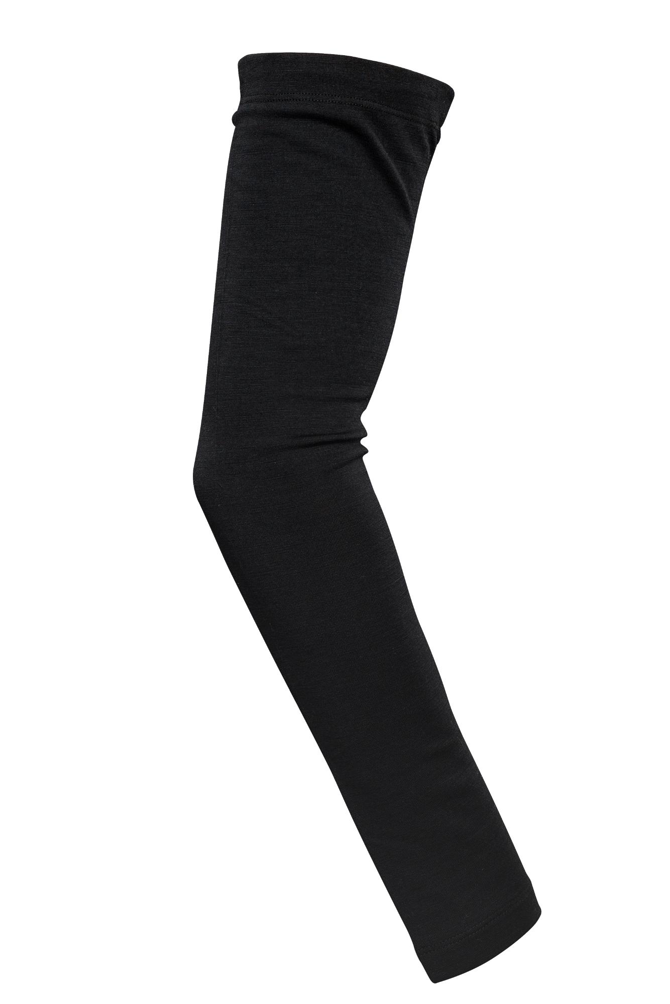 Sweet Protection Crossfire Merino Sleeves - Armvarmere - Sort | Warmers