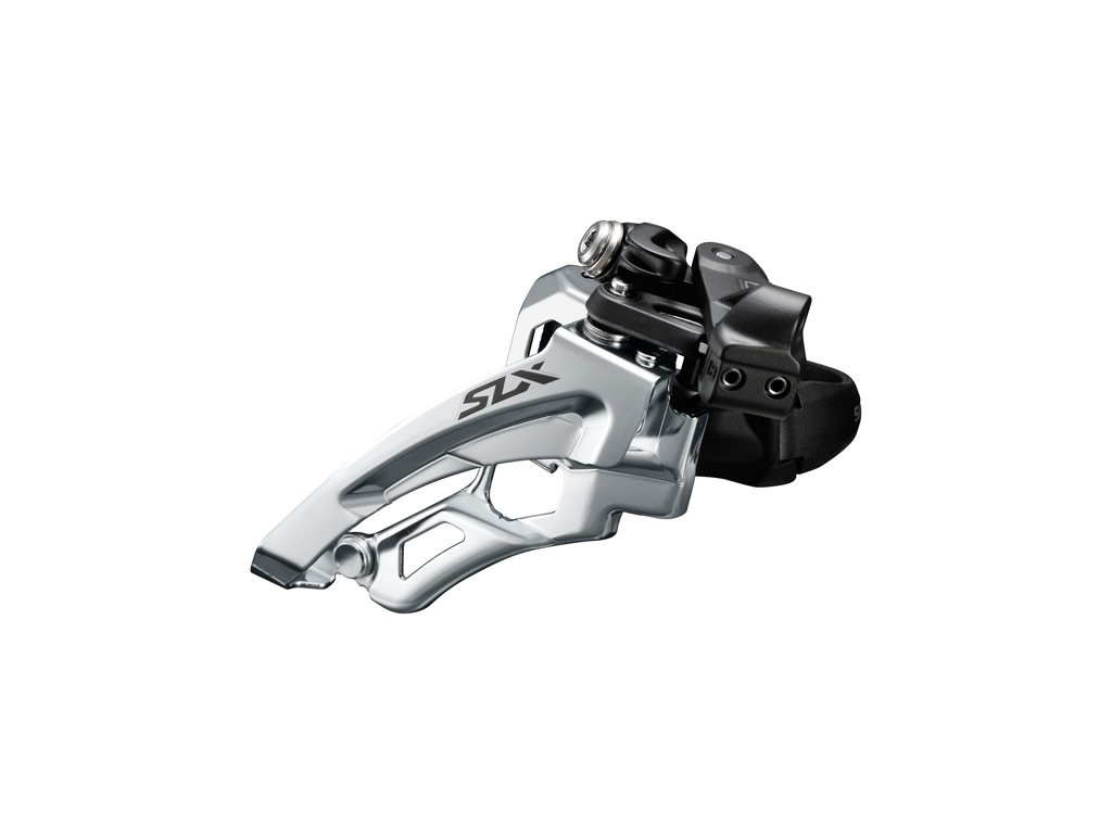 Shimano SLX - Forskifter FD-M7000 - 3 x 10 gear Low clamp med bånd - 28,6-34,9mm