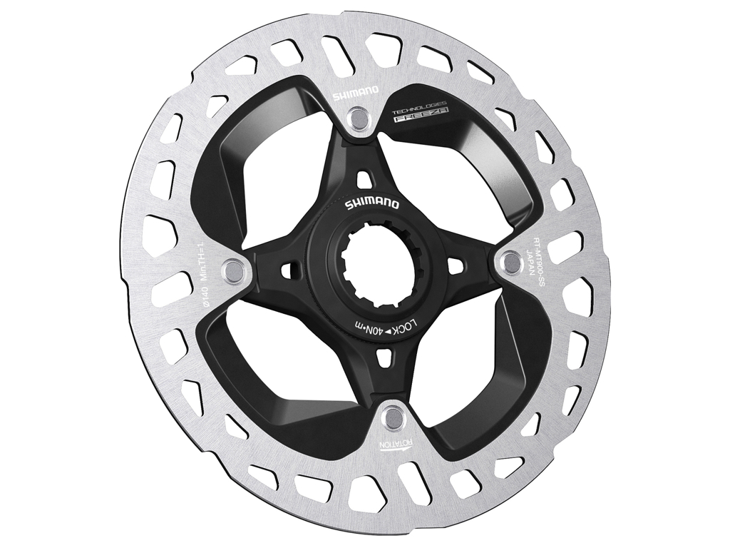 Image of   Shimano XTR - Rotor til skivebremser - 140mm CL til center lock