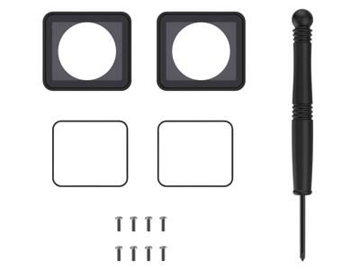 Garmin Virb Ultra - Reparationsset - Inkl. 2 linser och verktyg