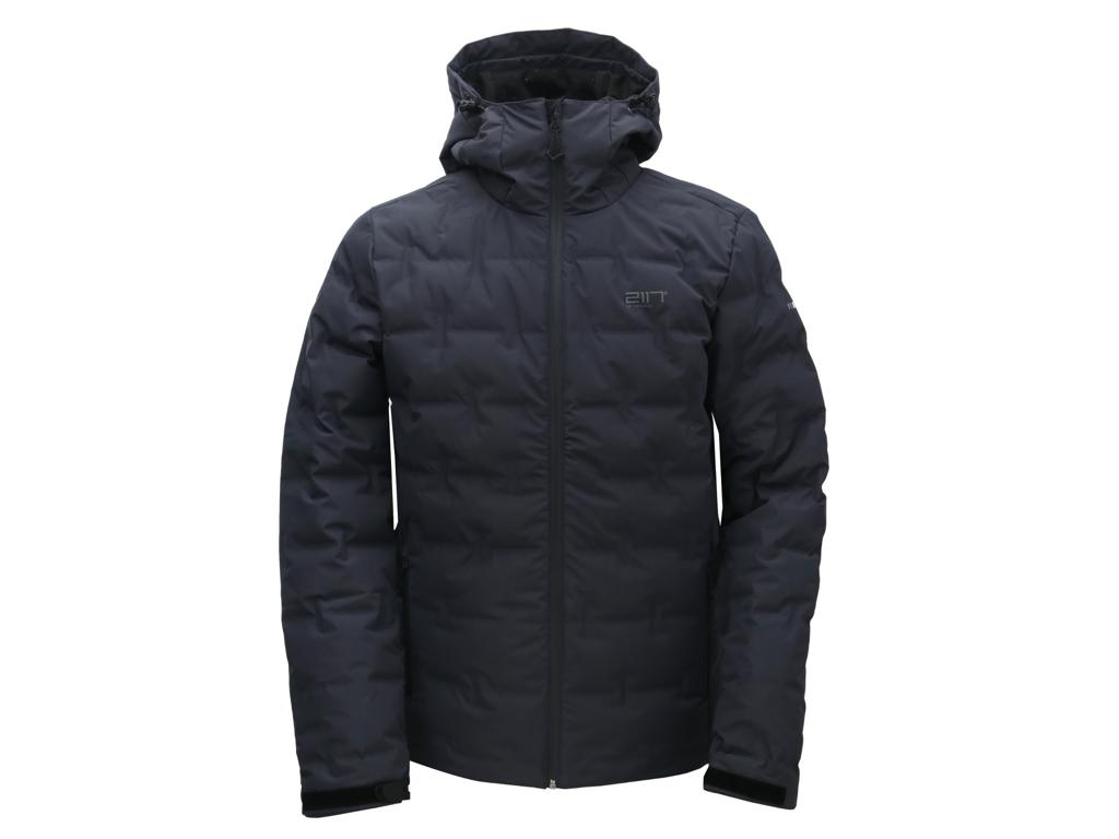 2117 Of Sweden Mon Eco Jacket - Vandtæt dunjakke - Herre - Mørk Grå - Str. XXL thumbnail
