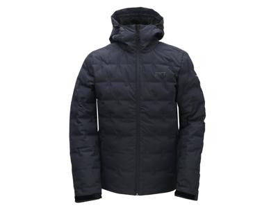 2117 Of Sweden Mon Eco Jacket - Vandtæt dunjakke - Herre - Mørk grå