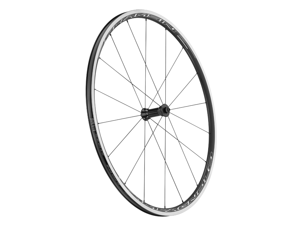 Campagnolo Khamsin Asymmetric G3 - Hjulsæt sort - Campagnolo Body