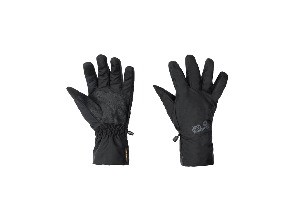 Image of   Jack Wolfskin Texapore Basic - Vinter handske - Str. L - Sort
