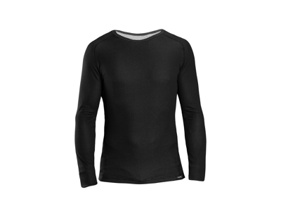 GripGrab Ride Thermal Base Layer - Svedundertrøje L/Æ - Sort