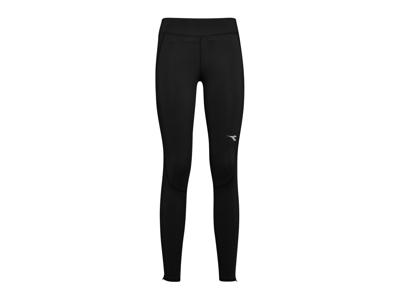 Diadora L. STC Filament Pant - Running Tights - Kvinnor - Svart