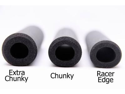 ESI Extra Chunky greb 100% silicone 34 mm - 2 stk.