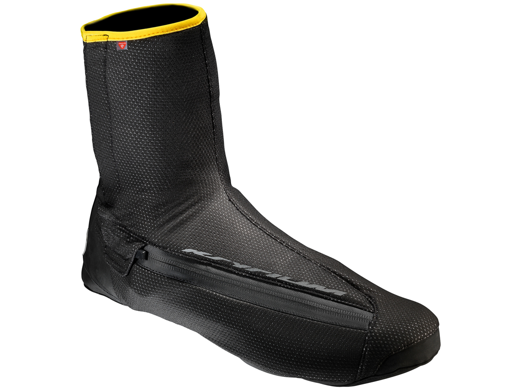 Image of   Mavic Ksyrium Pro Thermo+ Shoe Cover - Skoovertræk - Sort - Str. S