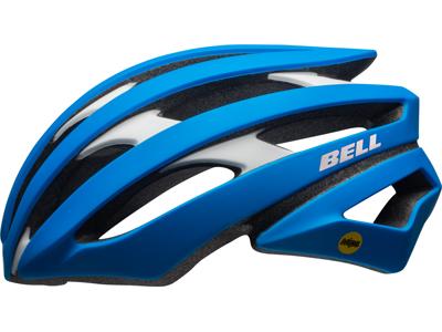 Bell Stratus Mips - Cykelhjelm - Blå/Hvid