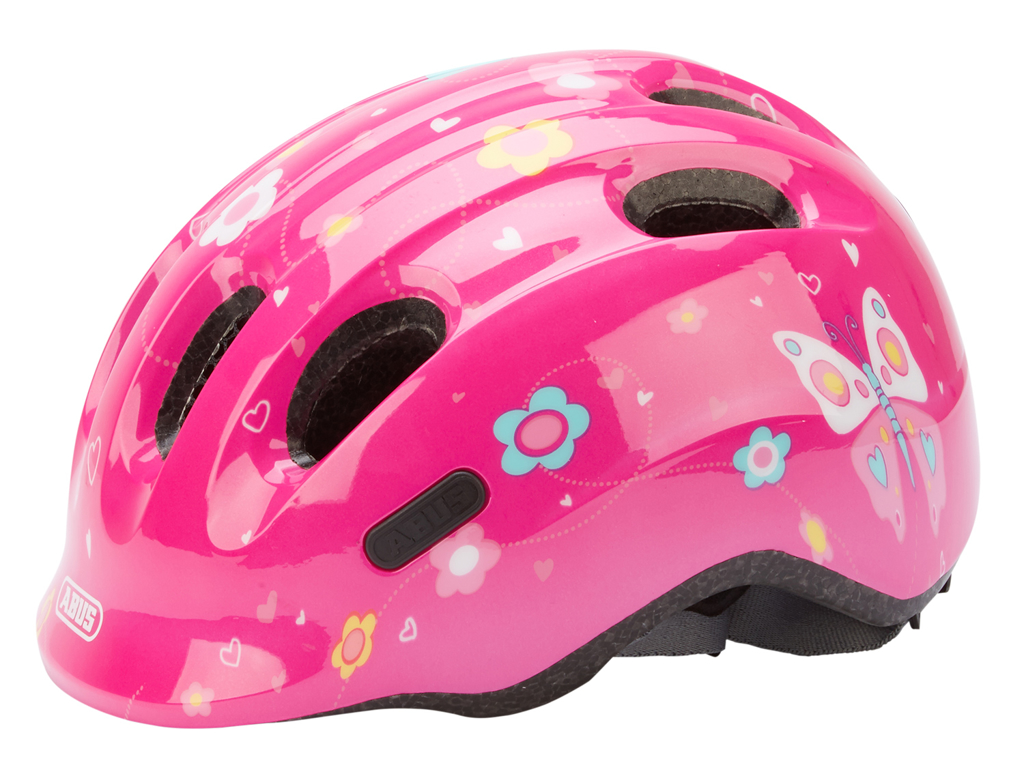 Image of   Abus Smiley 2.0 cykelhjelm - Str. 45-50 cm - Pink