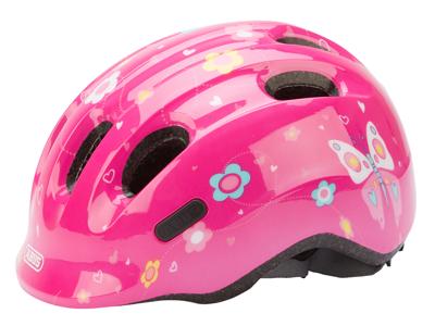Abus Smiley 2.0 - Cykelhjelm- Pink