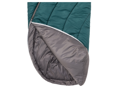 Jack Wolfskin Re Smoozip 0 - Sovepose dame - Ned til 0 grader - Grøn