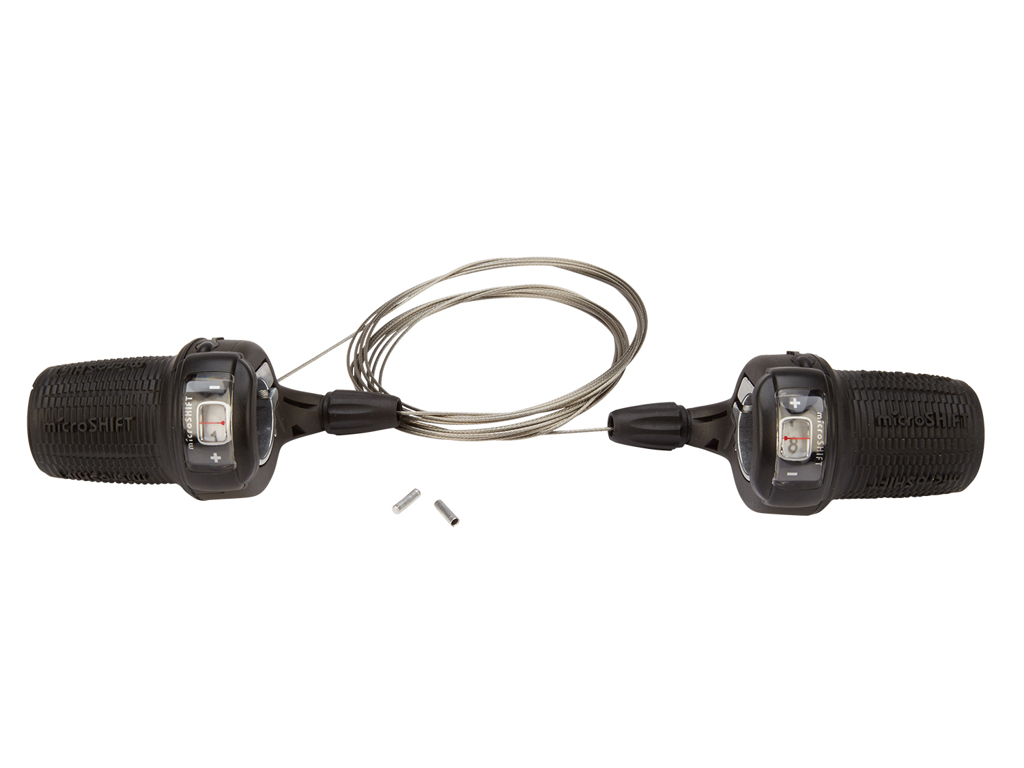 Image of   Microshift - Drejegrebssæt til 3 x 8 gear