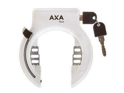 Lås AXA Rock hvid