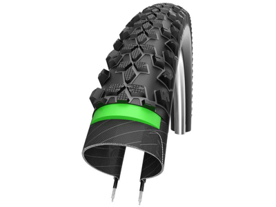 Schwalbe Smart Sam Plus GreenGuard Tråddäck - 29x2,25