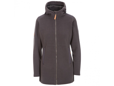 Trespass Citizen - Fleece jakke dame - Charcoal marl