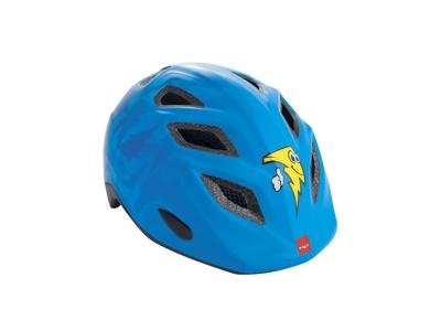 Met Elfo - Cykelhjelm - Blå Lyn - Str. 46-53 cm