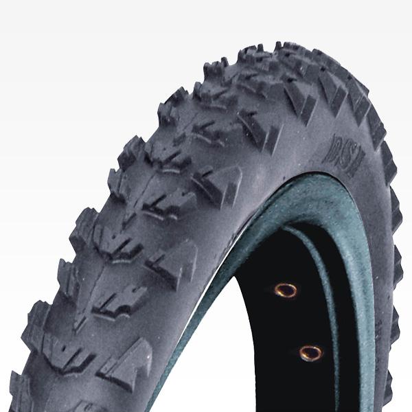 Dæk 14 x 1,75 (47-254) Lotus Bat Sort | Tyres