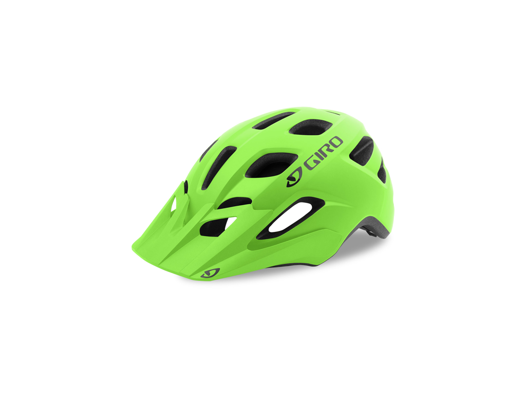 Giro Tremor - Cykelhjelm junior - Str. 50-57 cm - Mat lys grøn thumbnail
