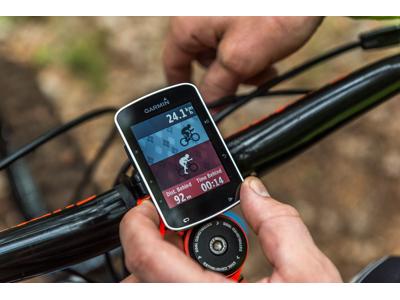 Garmin Edge 520 - Cykel GPS - Bundle