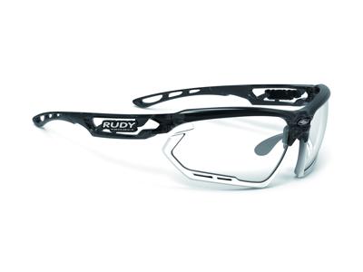 Rudy Project Fotonyk - Löpar- och cykelglasögon - Impactx Fotokromatisk 2 - Chrystal Grap/