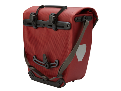 Ortlieb - Velo-Shopper - Rød 20 liter