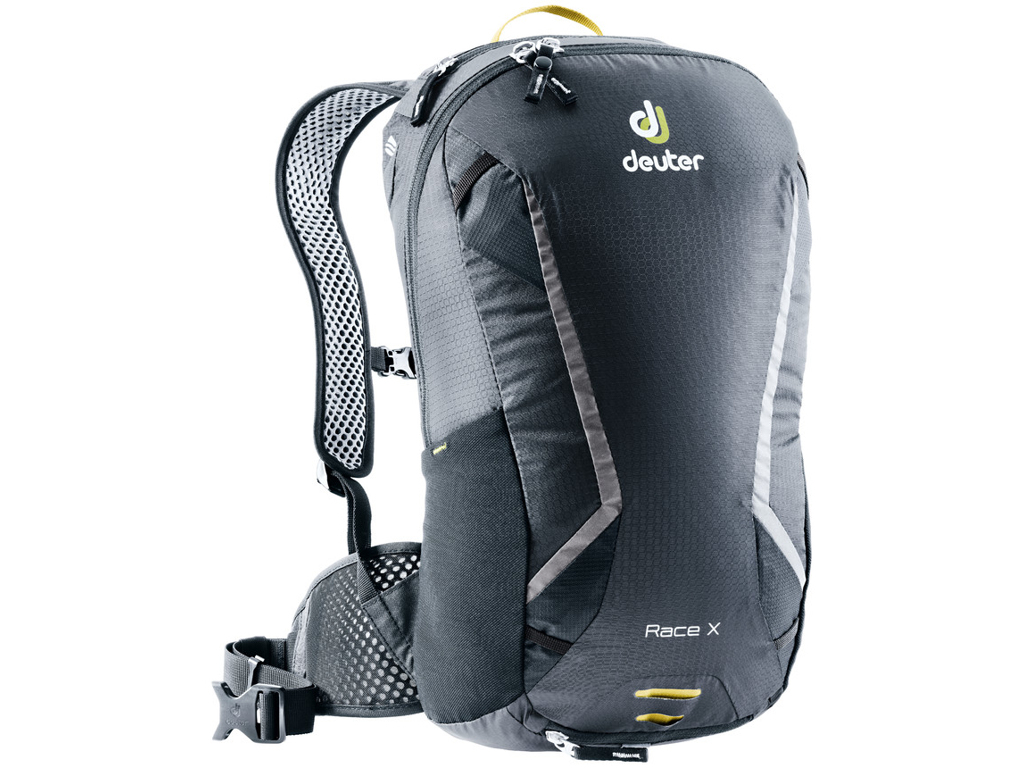 Image of   Deuter Race X - Rygsæk - 12 liter - Sort