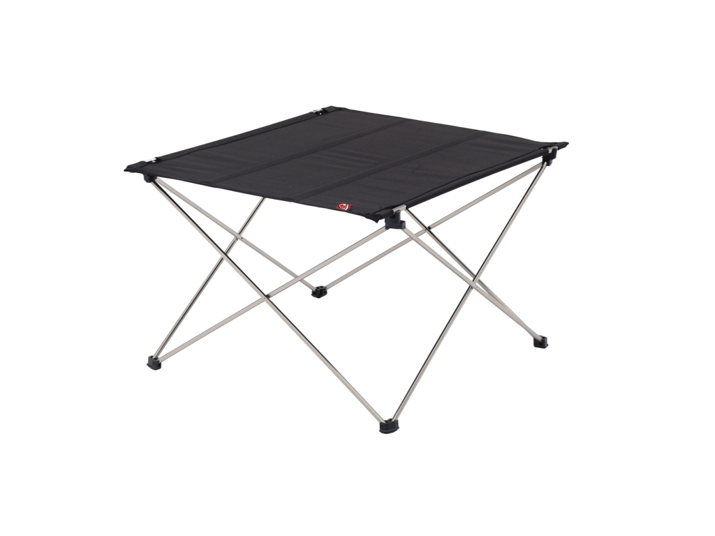 Image of   Robens Adventure Table L - Foldebord - 59 x 70 x 42 cm - Sort