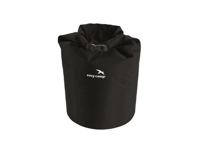 Easy Camp Dry-pack L - Vattentät packningspåse L - Svart