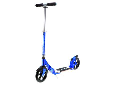 Micro Flex 200 - Sparkcykel med 200 mm hjul - Aluminium - Blå