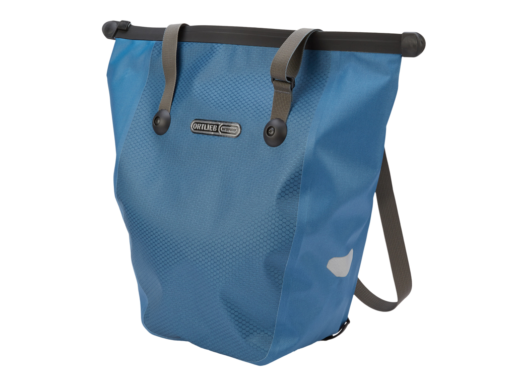 Image of   Ortlieb - Bike-Shopper - Blå 20 liter