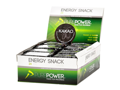 PurePower Energy Snack - Kakao 60 gram