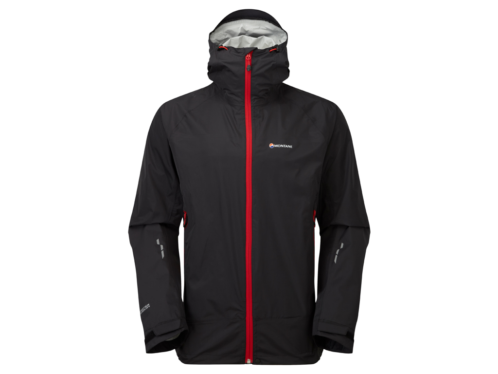 Image of   Montane Atomic Jacket - Skaljakke Mand - Sort - Large