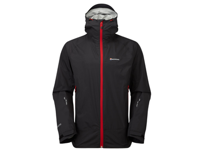 Montane Atomic Jacket - Skaljakke Mand - Sort