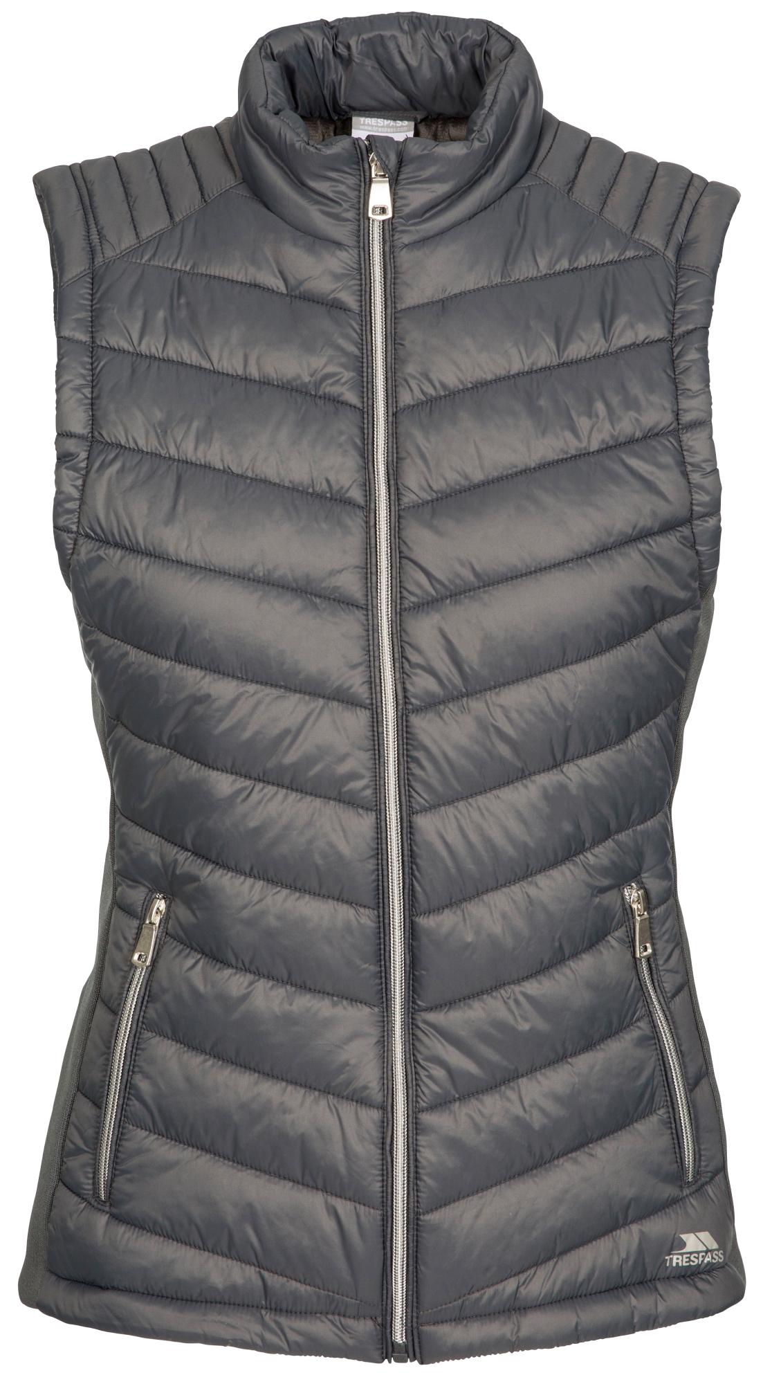 Trespass Elanora - Fibervest dame - Carbon   Vests