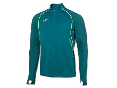 Joma - Løbe sweatshirt - Herre - 1/2 Zip - Grøn