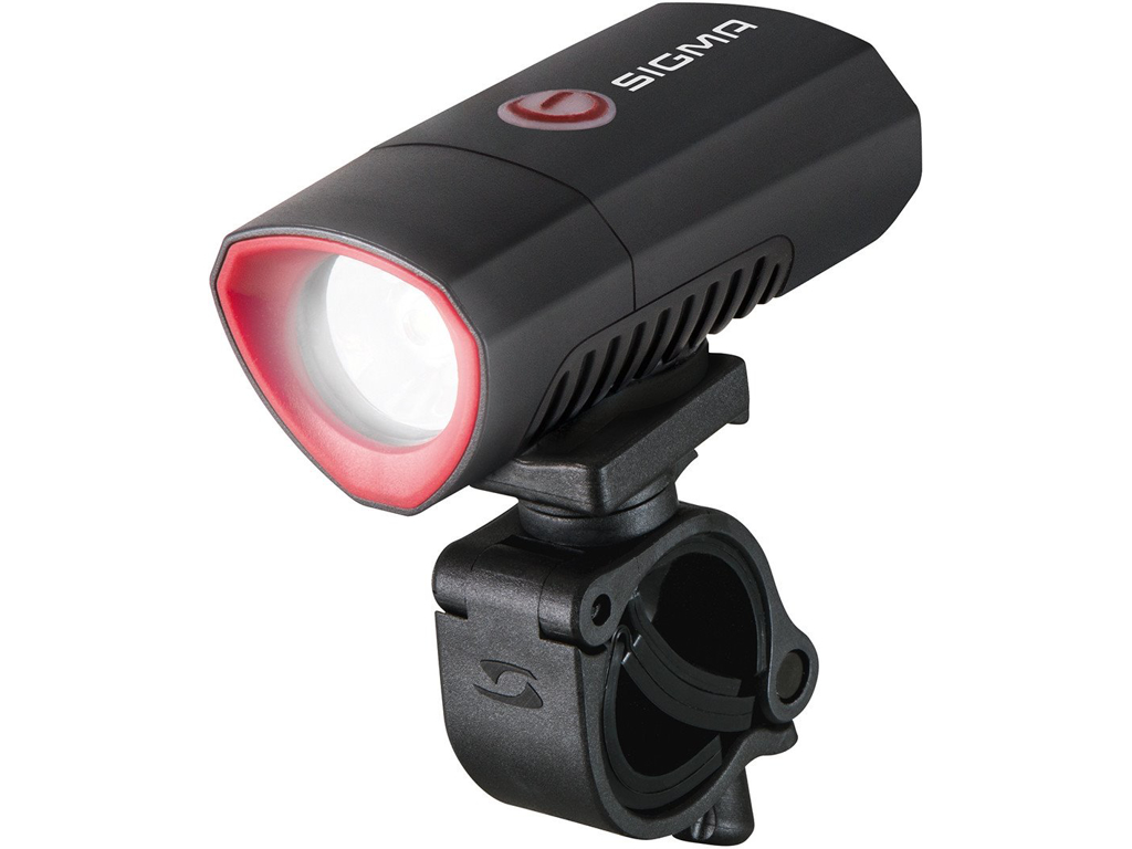 Sigma Buster 300 - Power forlygte - 300 Lumen - USB opladelig