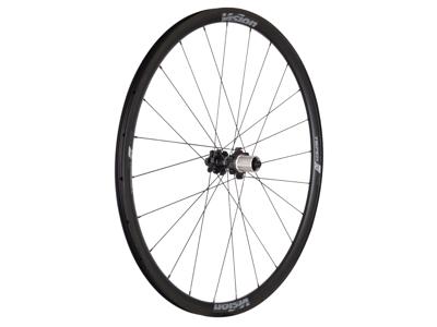 Vision Team 30 Disc Center Lock - Hjulsæt - 700c - Clincher - Sort