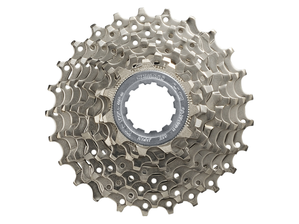 Kassette 9 gear 11-34 tands Shimano Alivio thumbnail