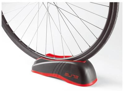 Elite - Gel - Framhjulsstöd till användning på cykeltrainer