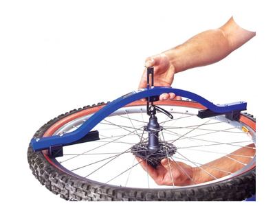 Hjulcentreringsbøjle Park Tool WAG-4 De Luxe Blå