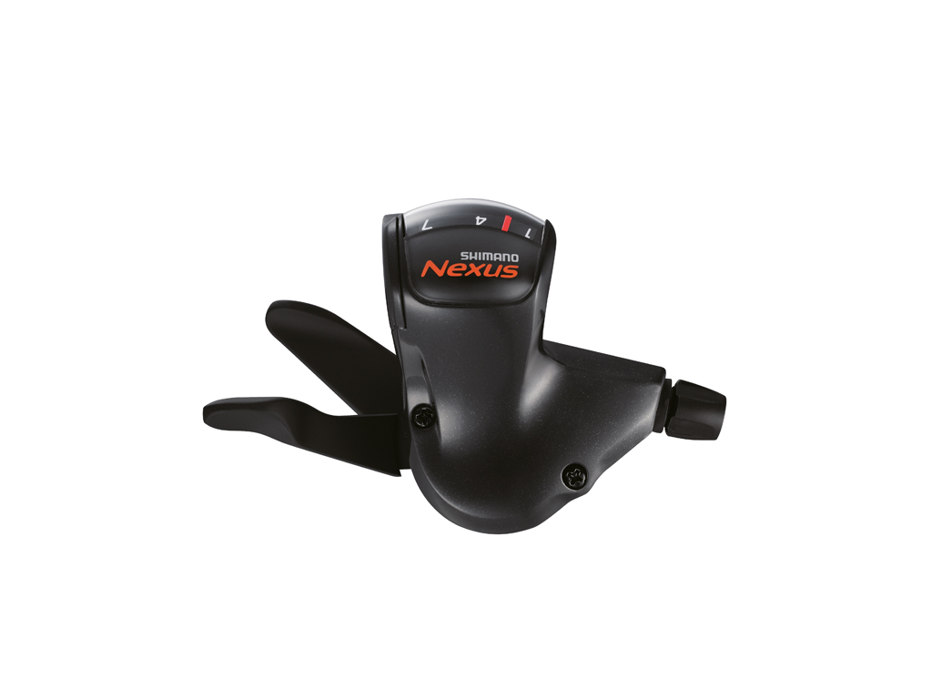 Shimano Nexus SL-RS50 Rapidfire plus - Växelreglage - 7 växlar inklusive kabel - Svart