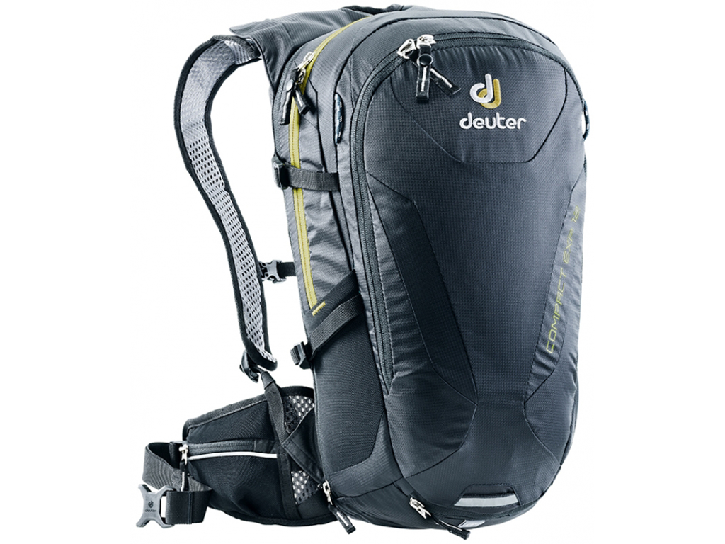 Image of   Deuter Compact EXP 12 - Rygsæk 12 liter - Sort