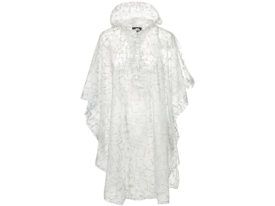 Trespass Festival - Poncho - Transparent med tryck