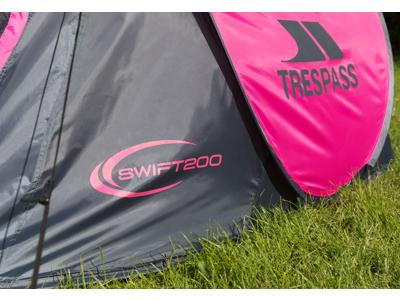 Trespass Swift 2 - Pop-up telt - 2 personer - Gerbera
