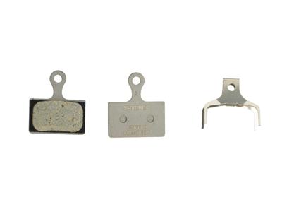 Shimano - Bremseklods til disk - Dura Ace BR-M9170 Kaliber - Type Resin K02Ti