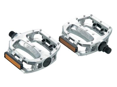 """Bike Attitude - BMX pedal - 1/2 """"- LU-987 silver"""