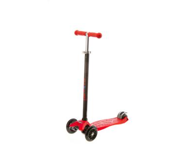 Micro Maxi Classic - Sparkcykel med tre hjul - Röd